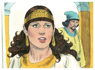 Queen Esther by Jim Padgett, Distant Shores Media/Sweet Publishing (Wikimedia Commons)